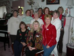 Holiday Brunch with author Joanne Fluke
